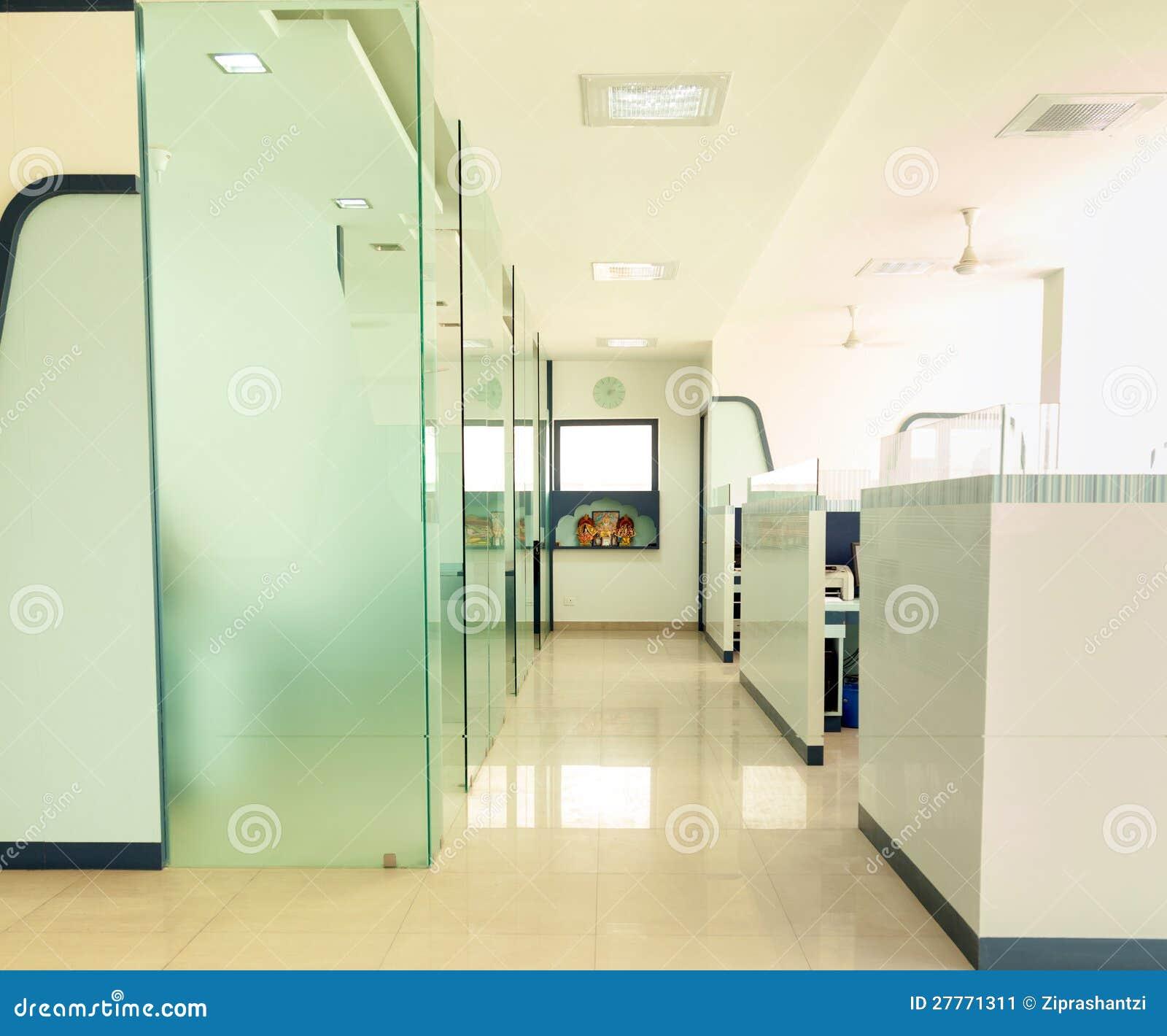 Intérieur du bureau moderne