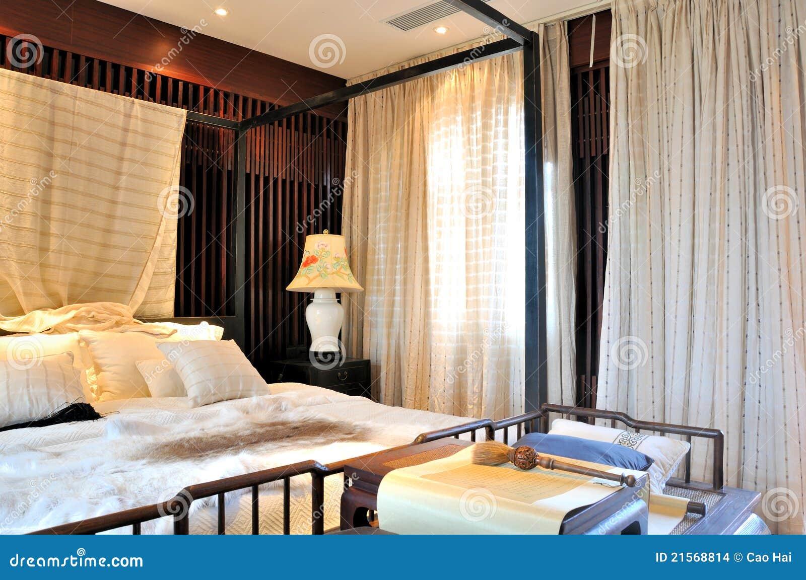 Decoration Chambre Coucher intérieur et meubles orientaux de chambre à coucher photo