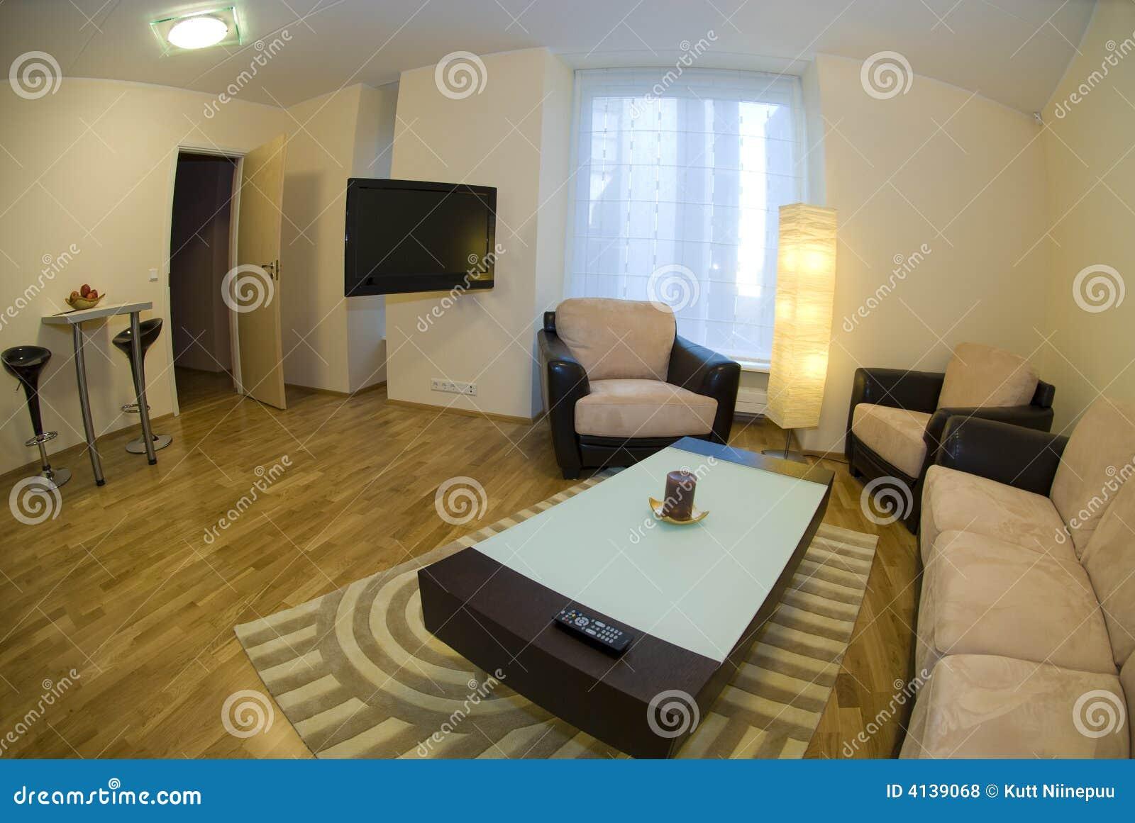 Int rieur moderne d 39 appartement photos libres de droits image 4139068 - Photo interieur appartement moderne ...