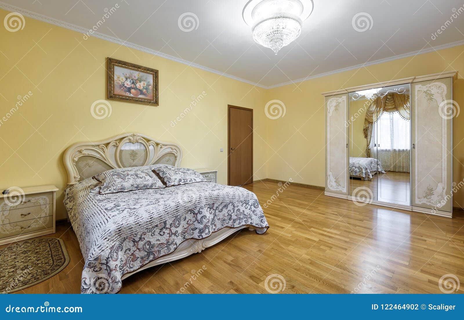 Les Couleurs Des Chambres 2018 intérieur moderne de chambre à coucher dans des couleurs