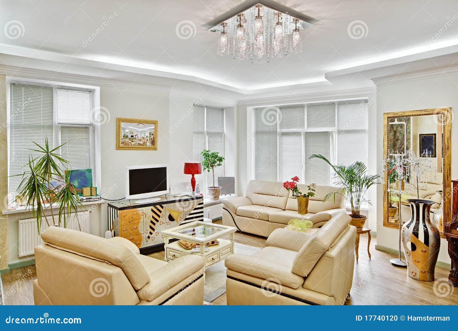 Deco interieur moderne salon - Decoration de salon moderne ...