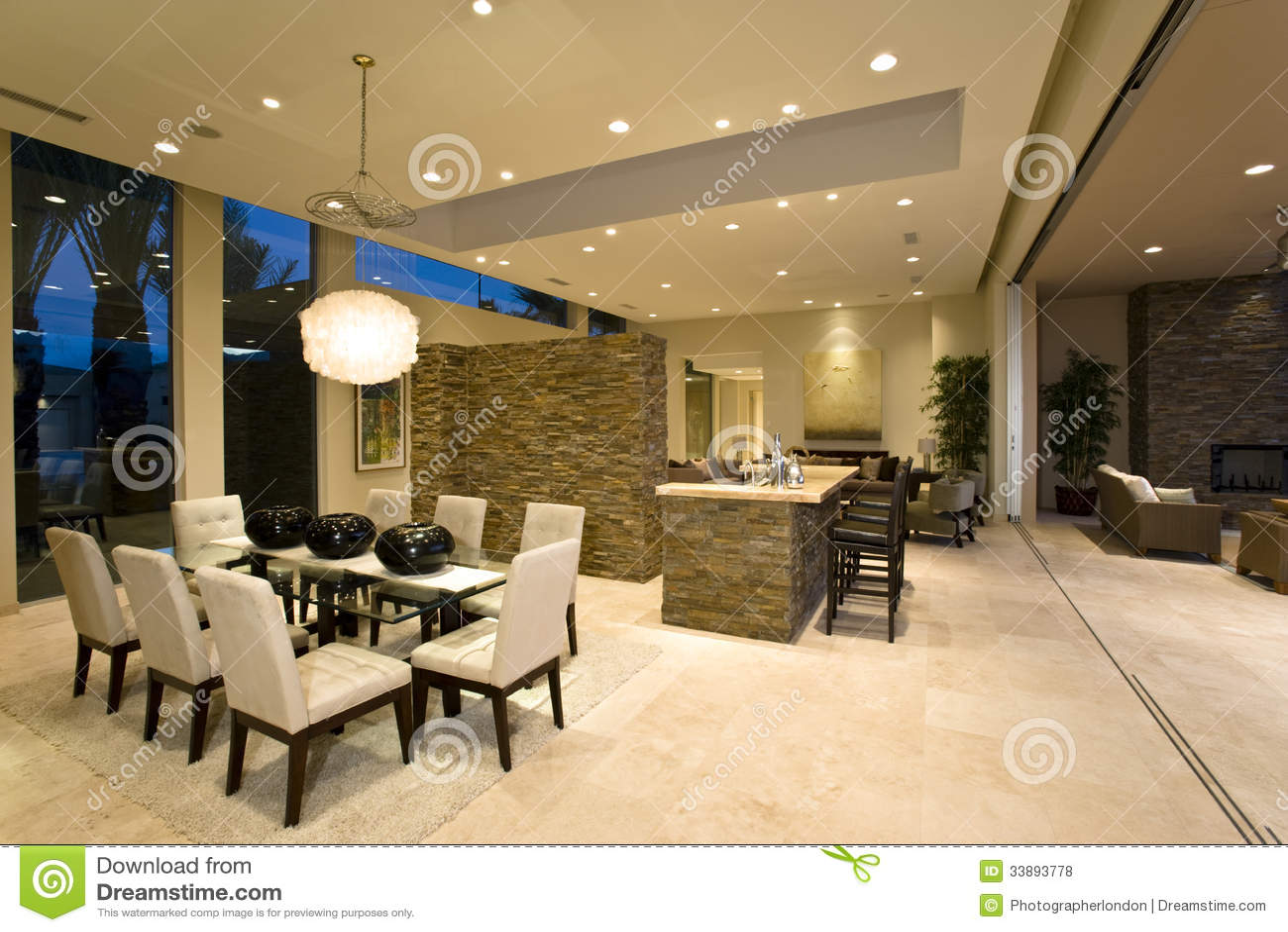 Interieur Maison Moderne Awesome Amenagement With Interieur Maison - Plan interieur maison moderne