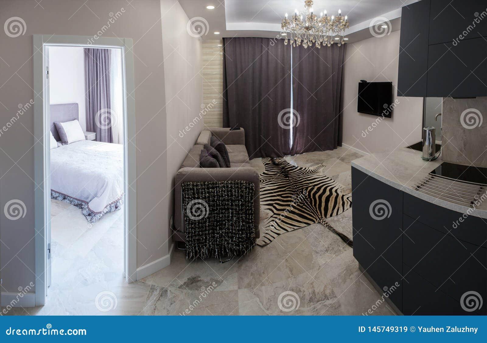 Salon De Bain Moderne int?rieur, cuisine, salle de bains, salon, couloir, couloir