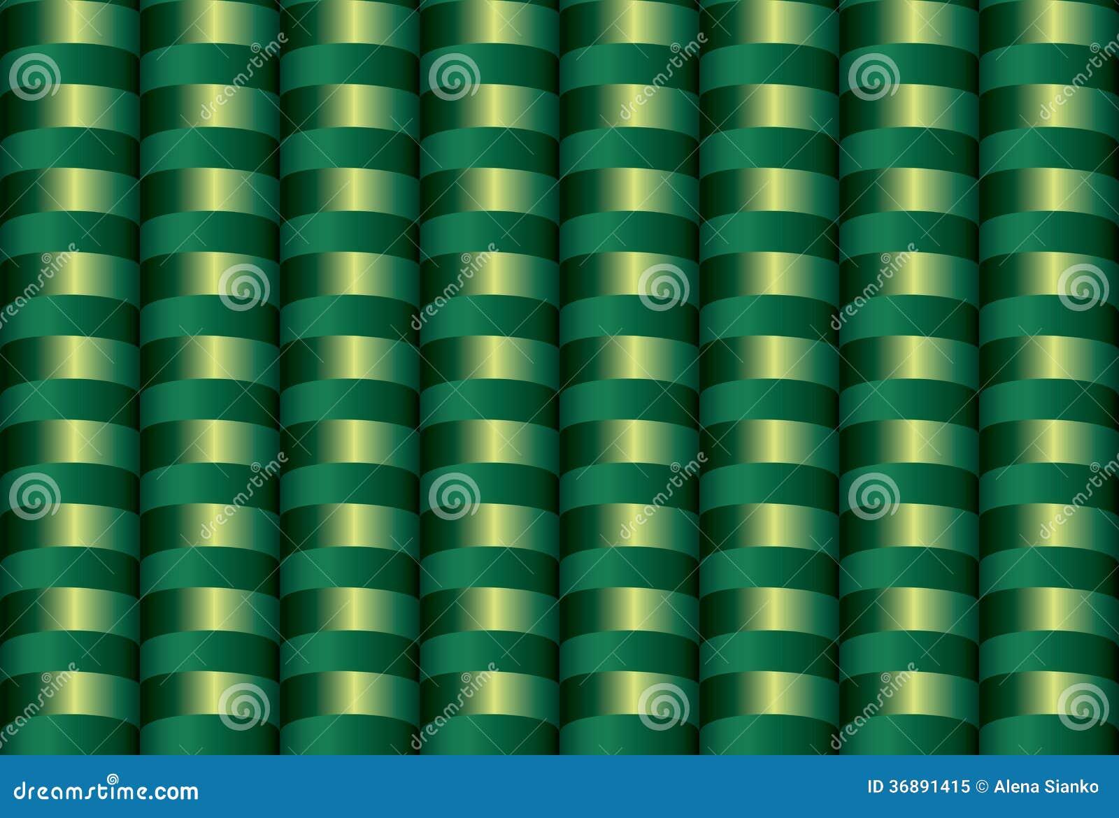 Download Intarsio Senza Cuciture Dei Semirings Verdi Brillanti Illustrazione Vettoriale - Illustrazione di raso, imballaggio: 36891415