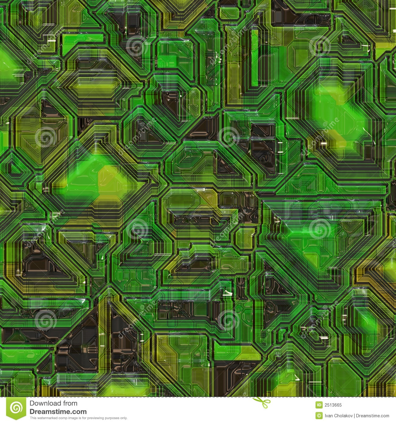 Integrated Circuit Board Royalty Free Stock Photo - Image ...