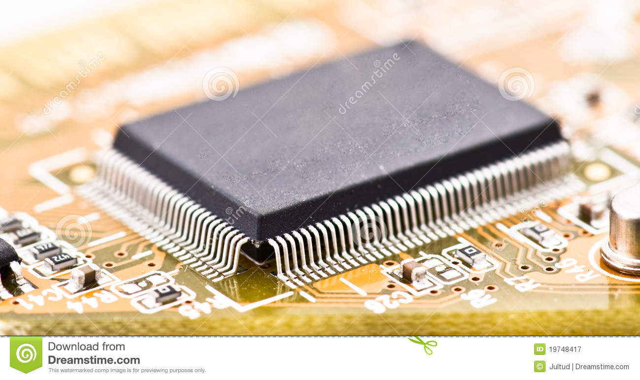 Integrated Circuit Chi...