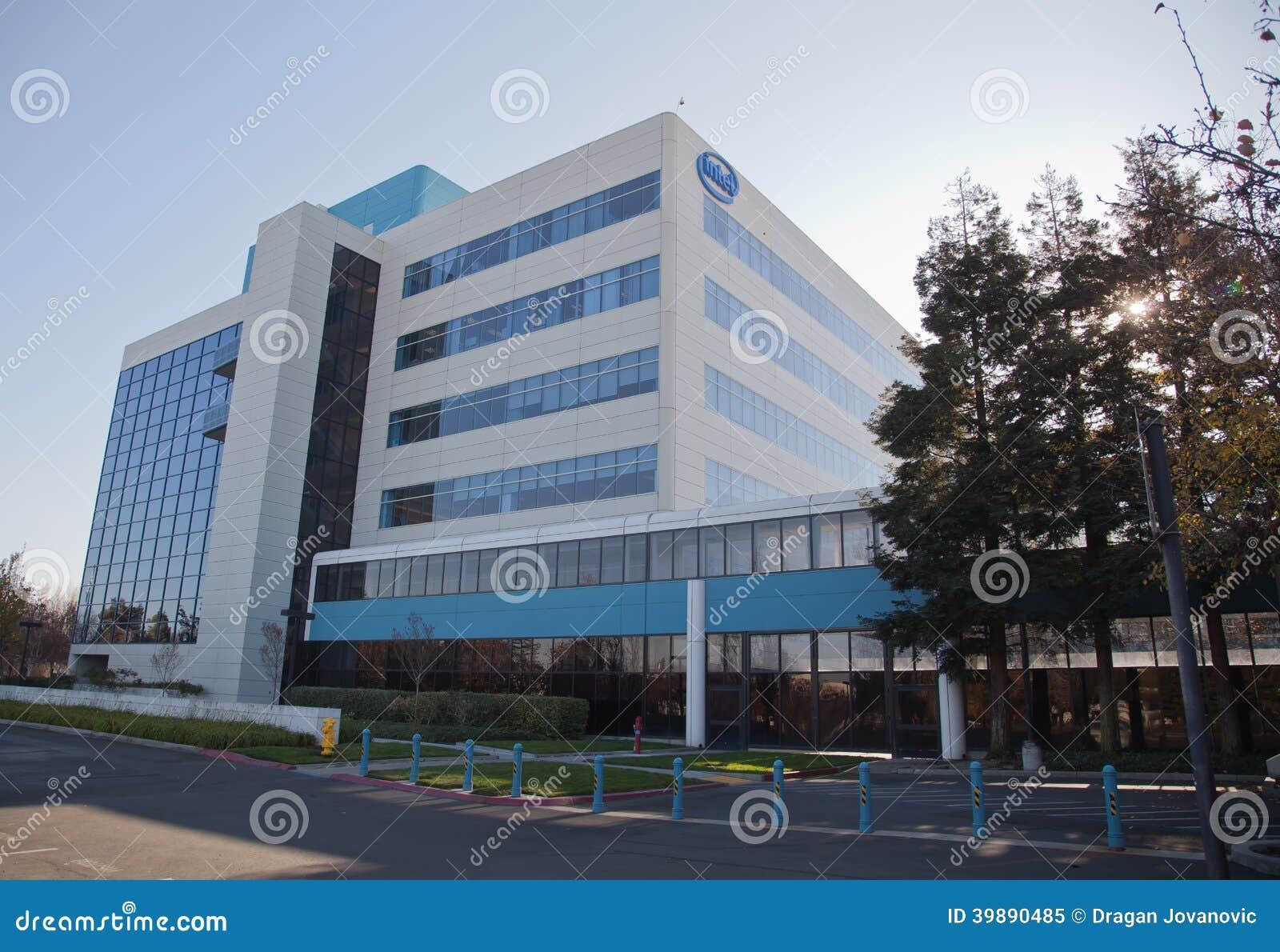 Intel Corporation Editorial Image - Image: 39890485