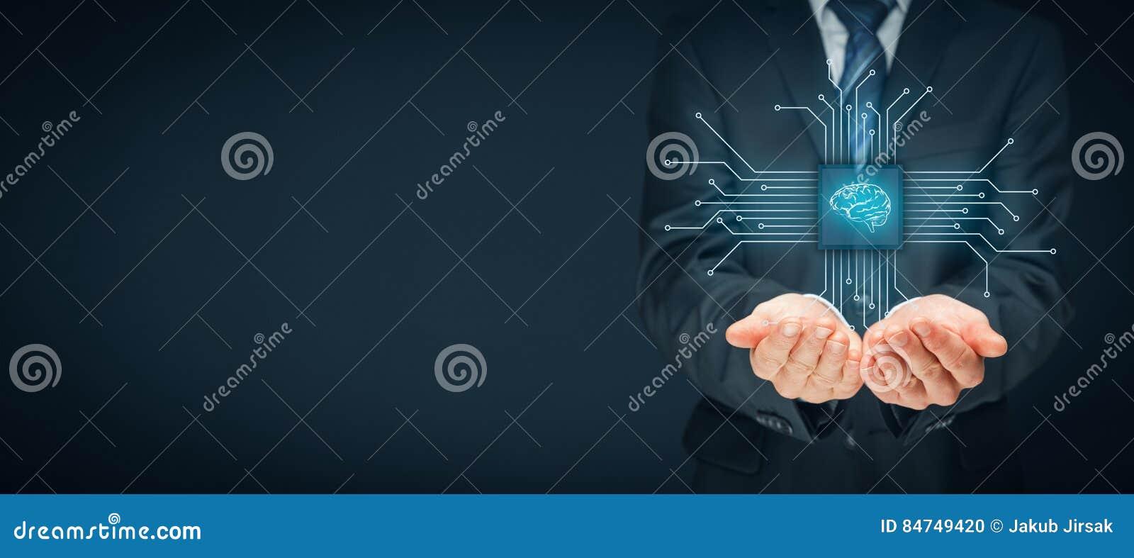 Inteligência artificial AI