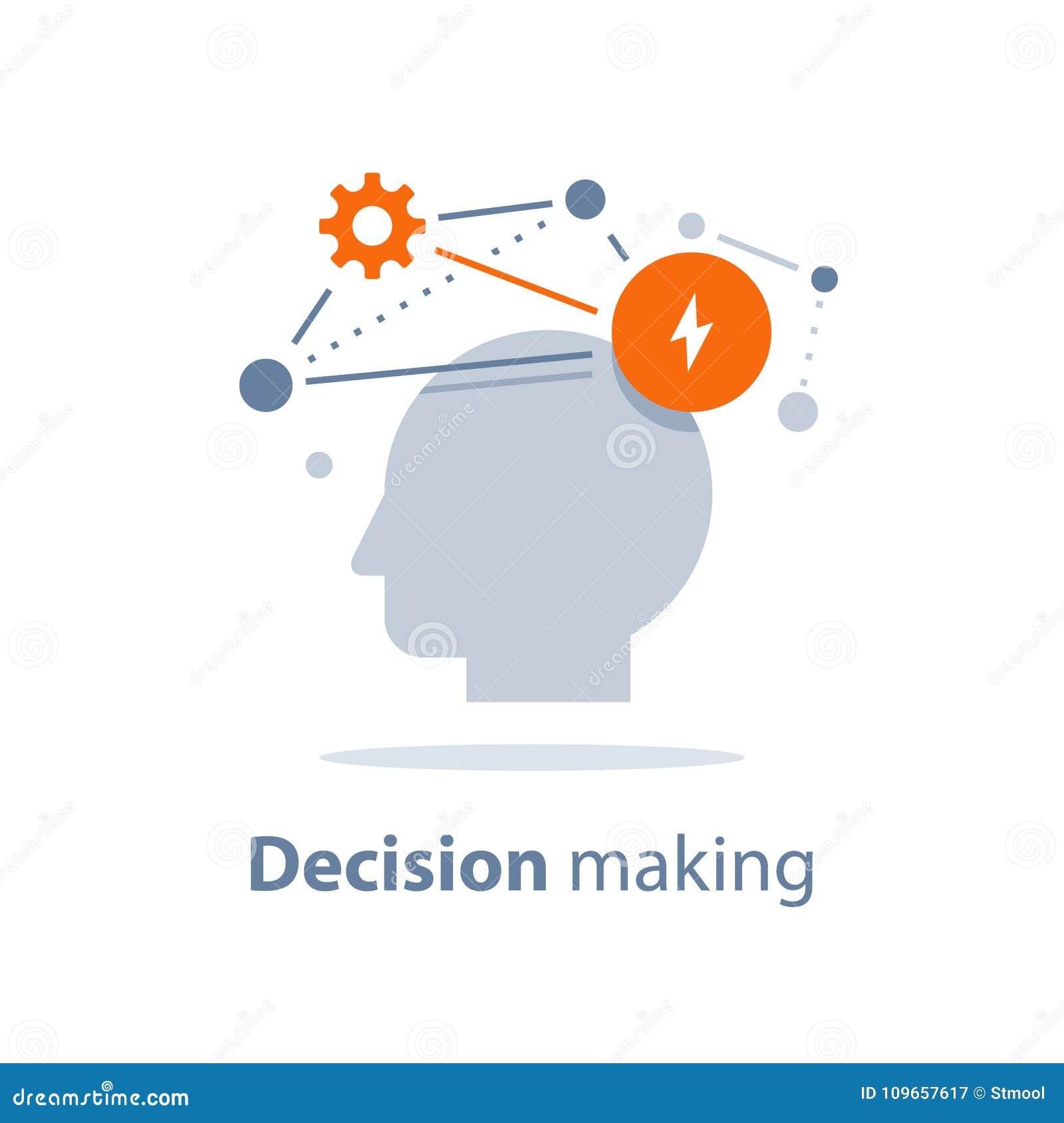 Inteligencia emocional, toma de decisión, modo de pensar positivo, psicología y neurología, ciencia del comportamiento, pensamien