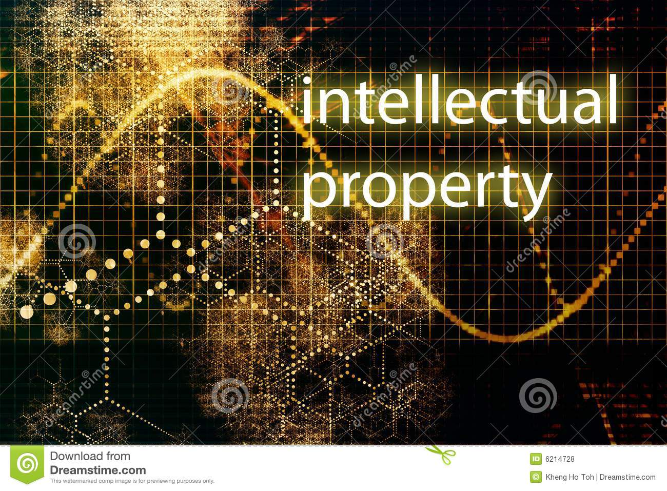 Intellectual Property Royalty Free Stock Photos - Image: 6214728
