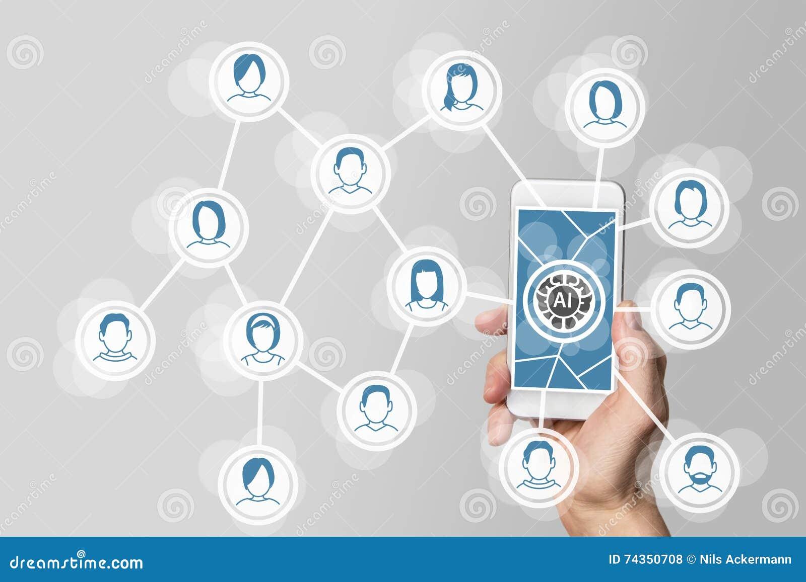 Réseaux sociaux pour brancher