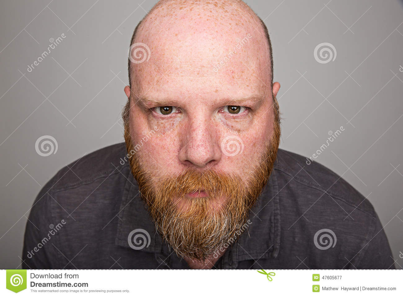 Intense stare stock image. Image of person, face ...