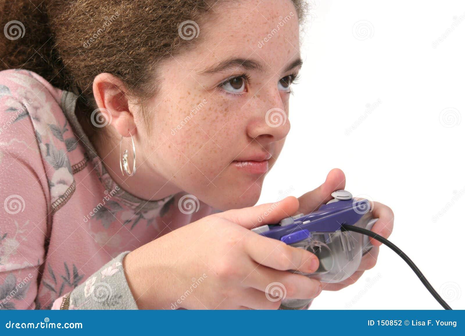Intensives Gamer