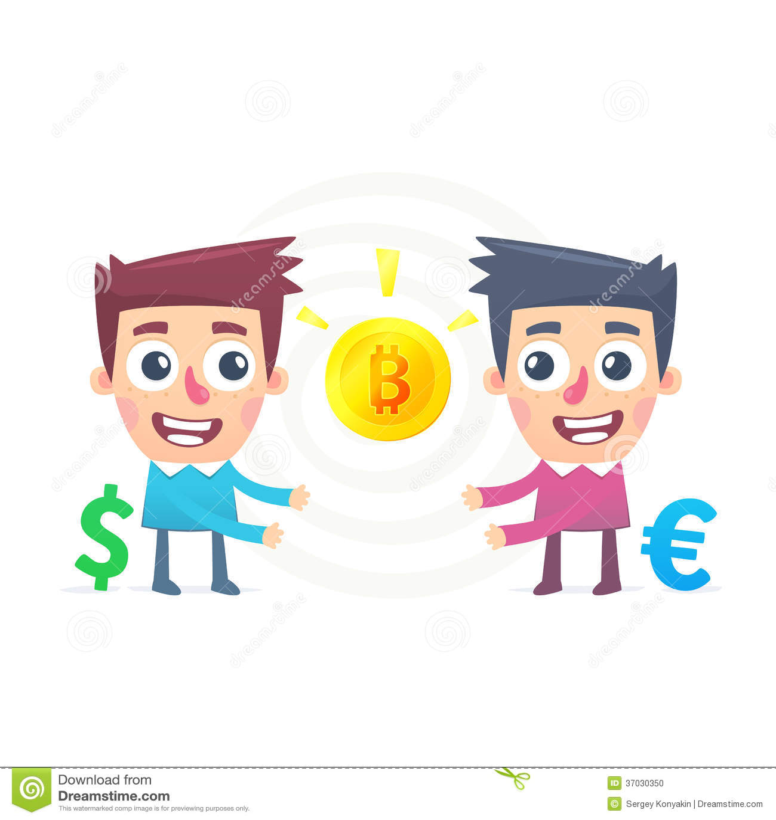 Intercambio de Bitcoin