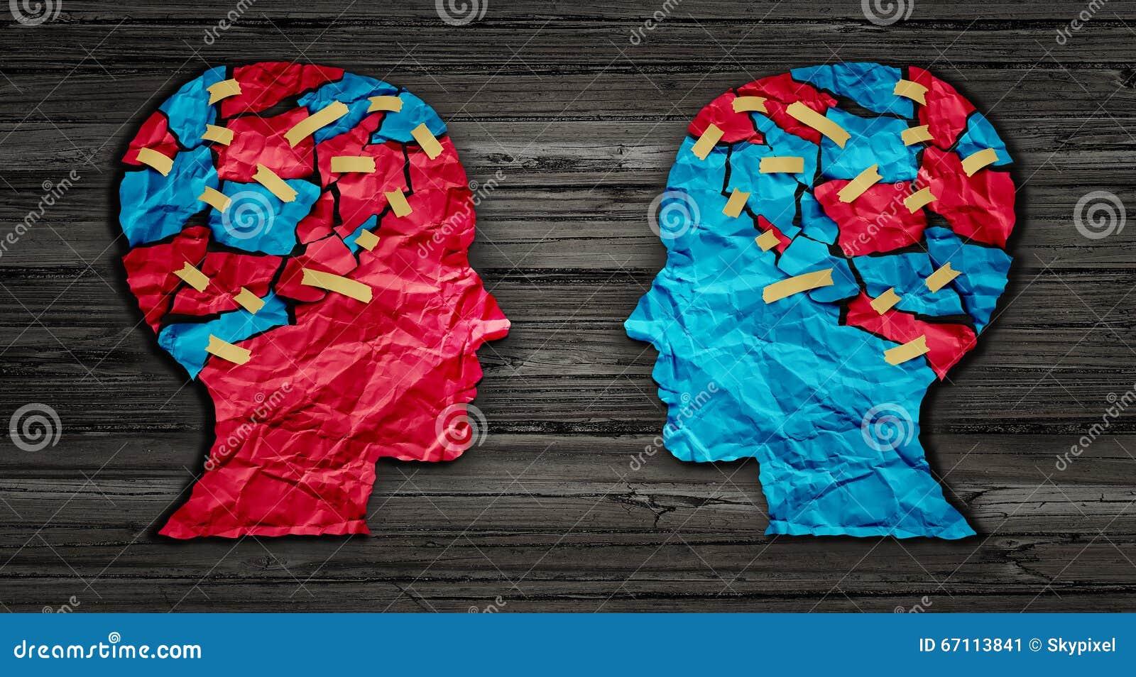 Intercambio de pensamiento