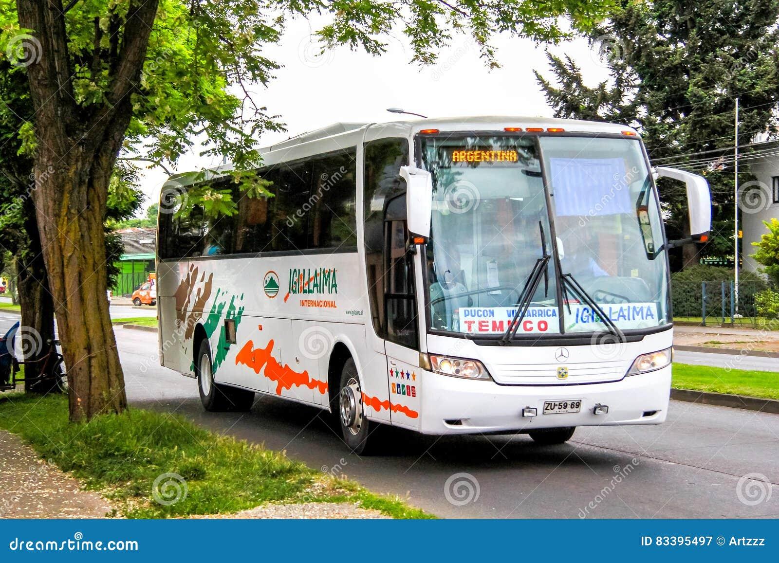 Intercity λεωφορείο Busscar