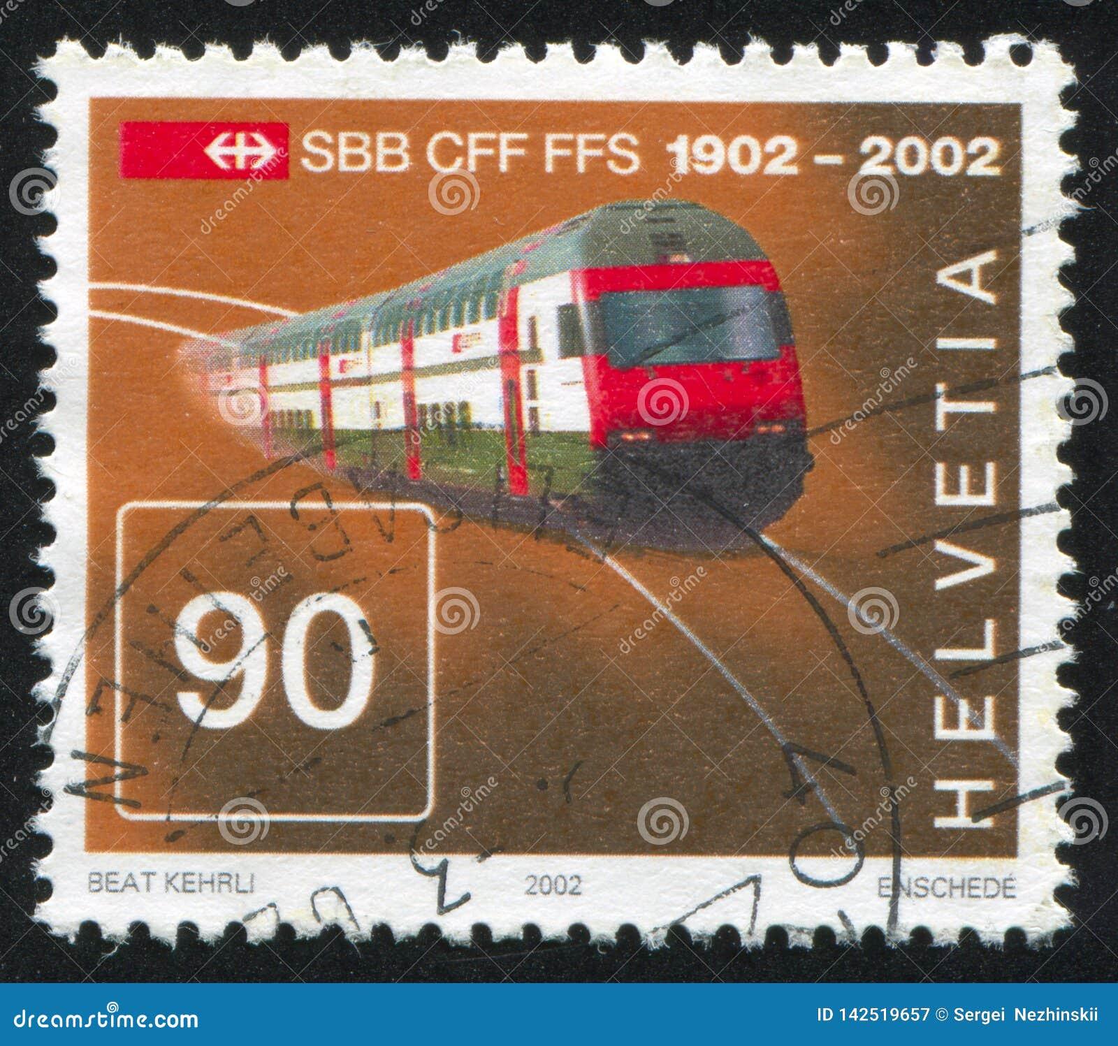 Intercity doubledeck pociąg