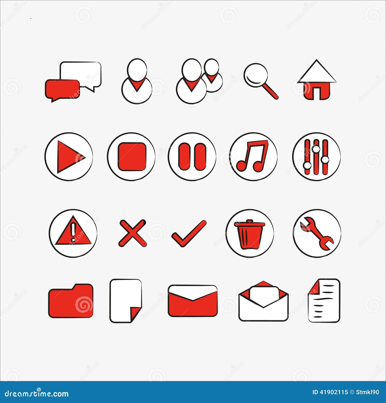 Interconecte los iconos
