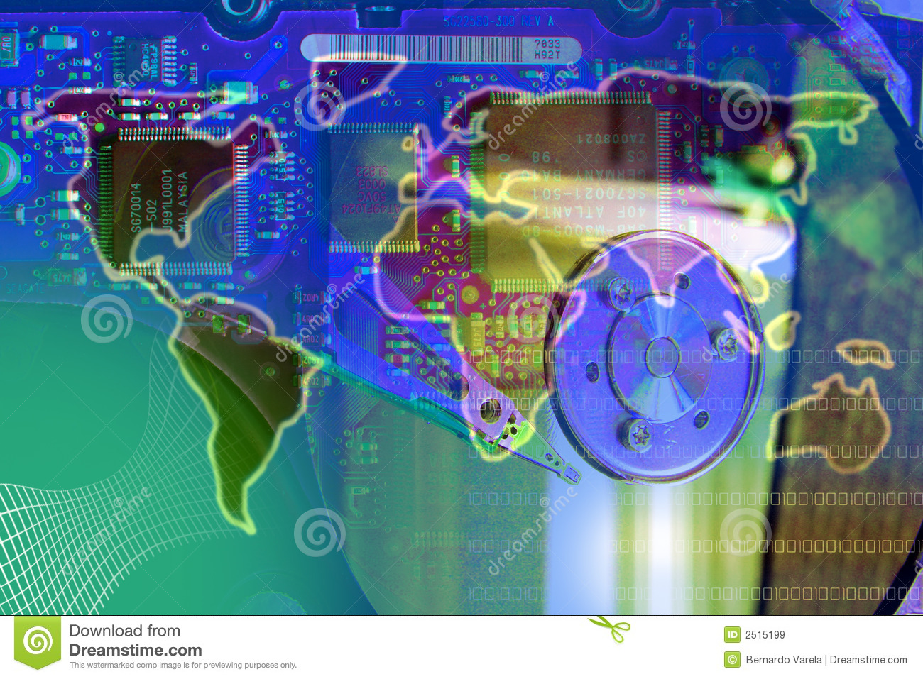 Interconnection Royalty Free Stock Images Image 2515199