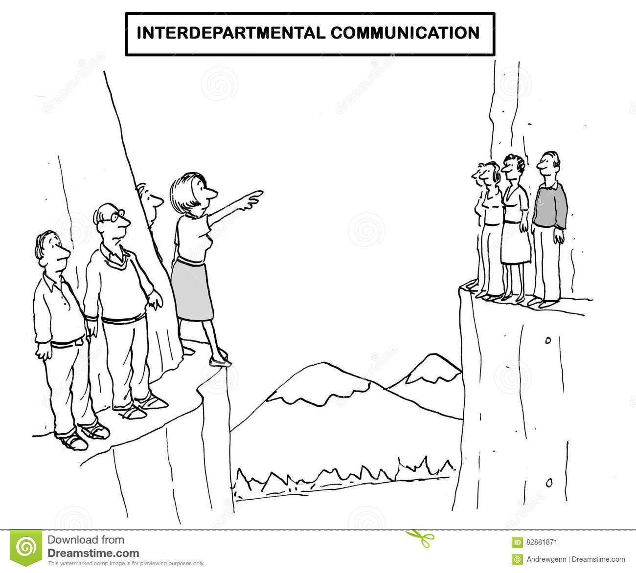 lack of communication between departments Good communication is the key ingredient behind sales and marketing alignment with both departments working together, customer experience efforts can be deployed seamlessly.