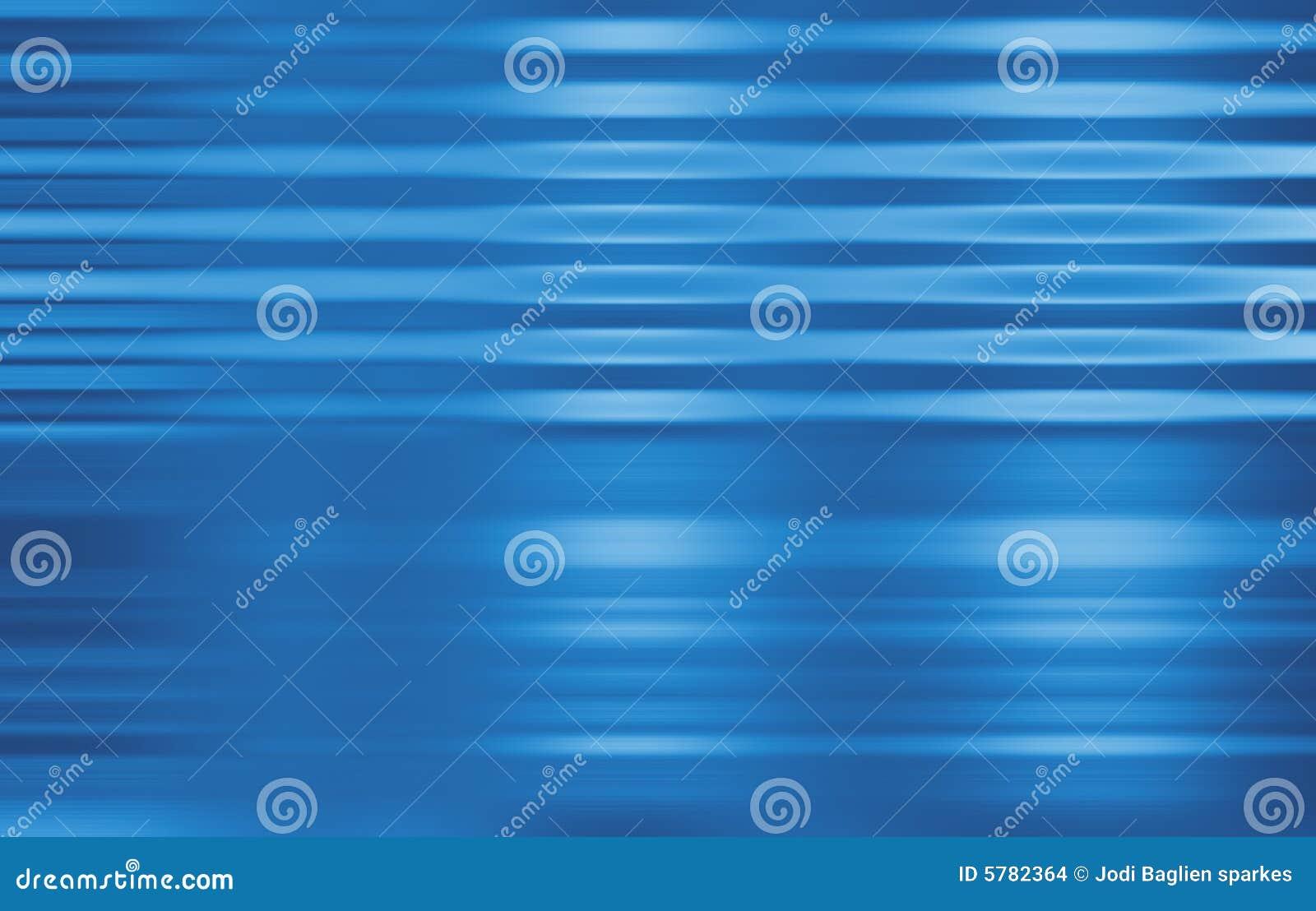 Interes się niebieski