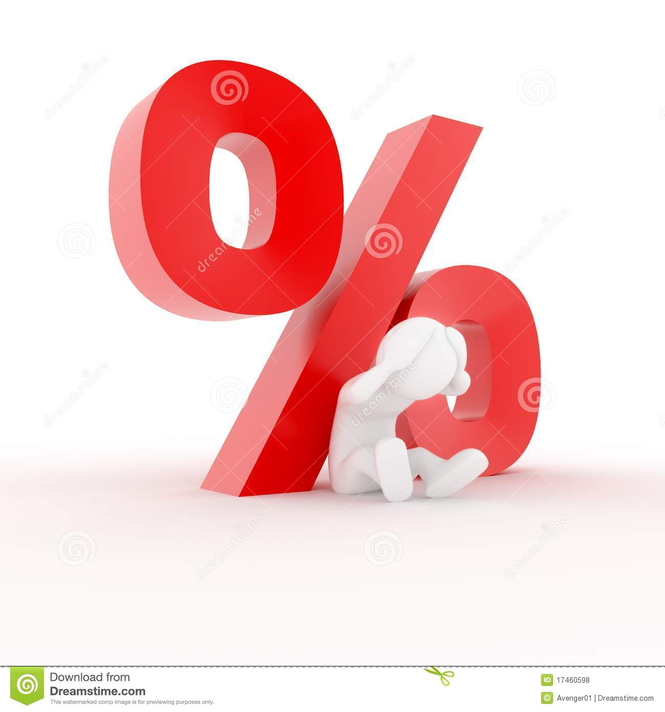 Interest Rate Pressure Royalty Free Stock Photos - Image ...