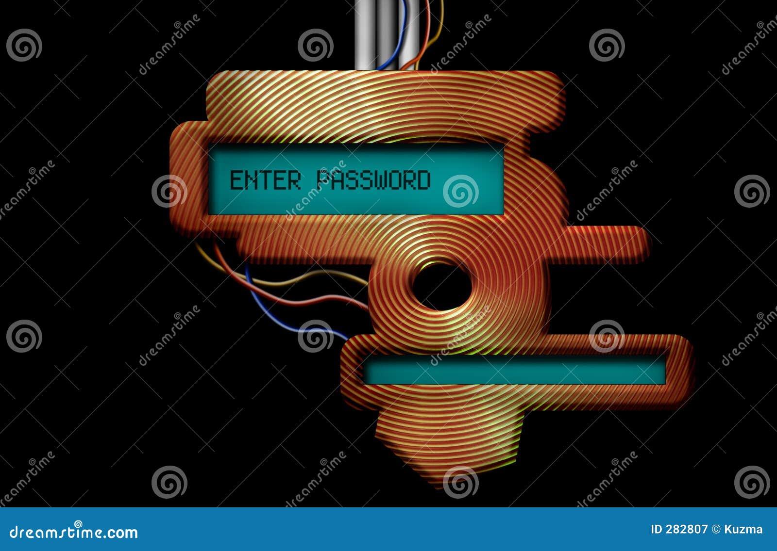 Interfaz de alta tecnología 3D