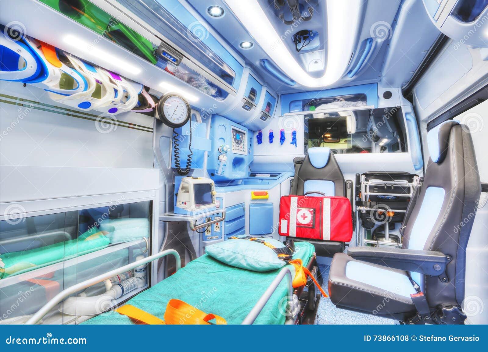 Key ambulance