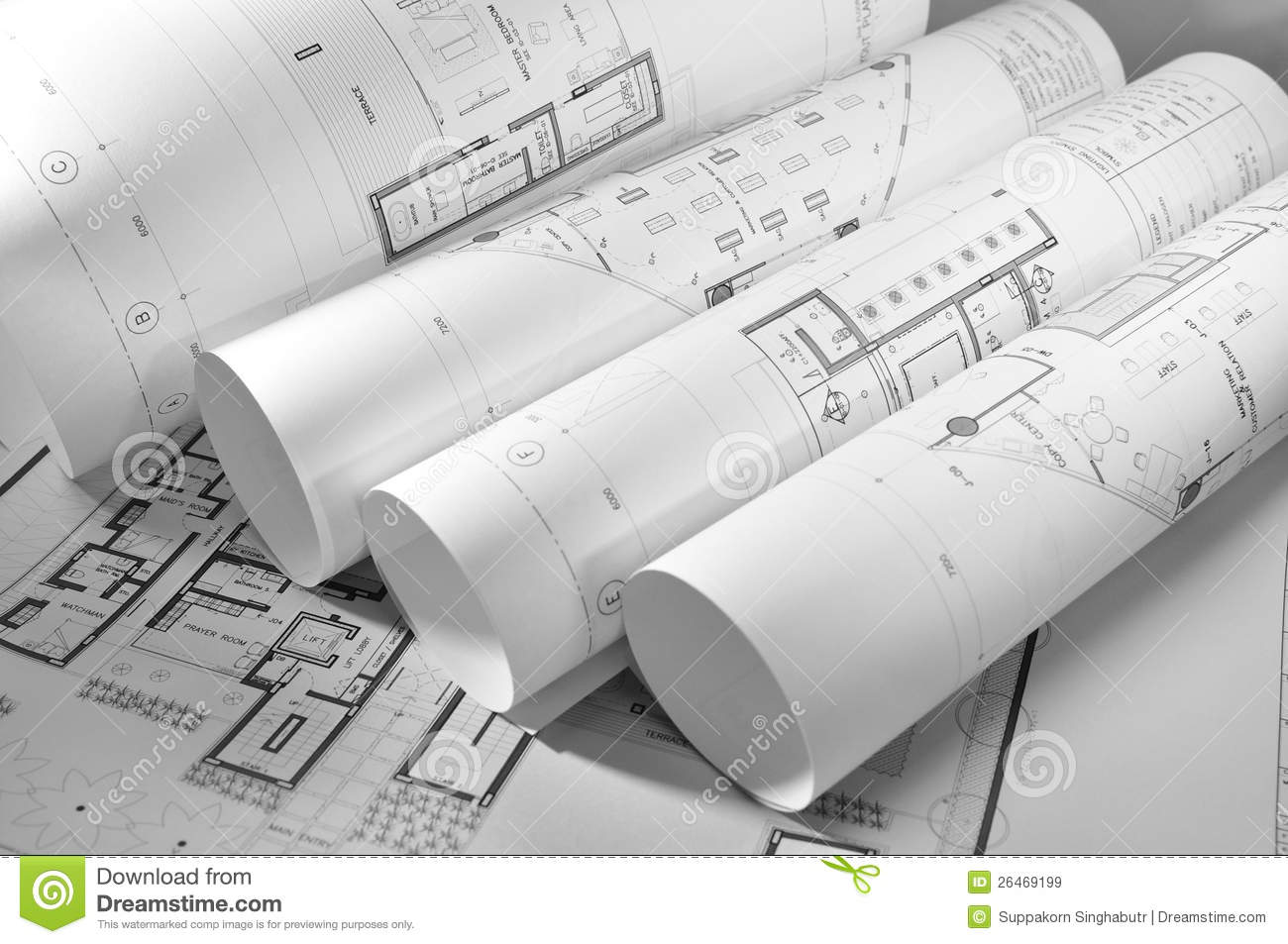 royalty free stock photo download interior and architectural drawing