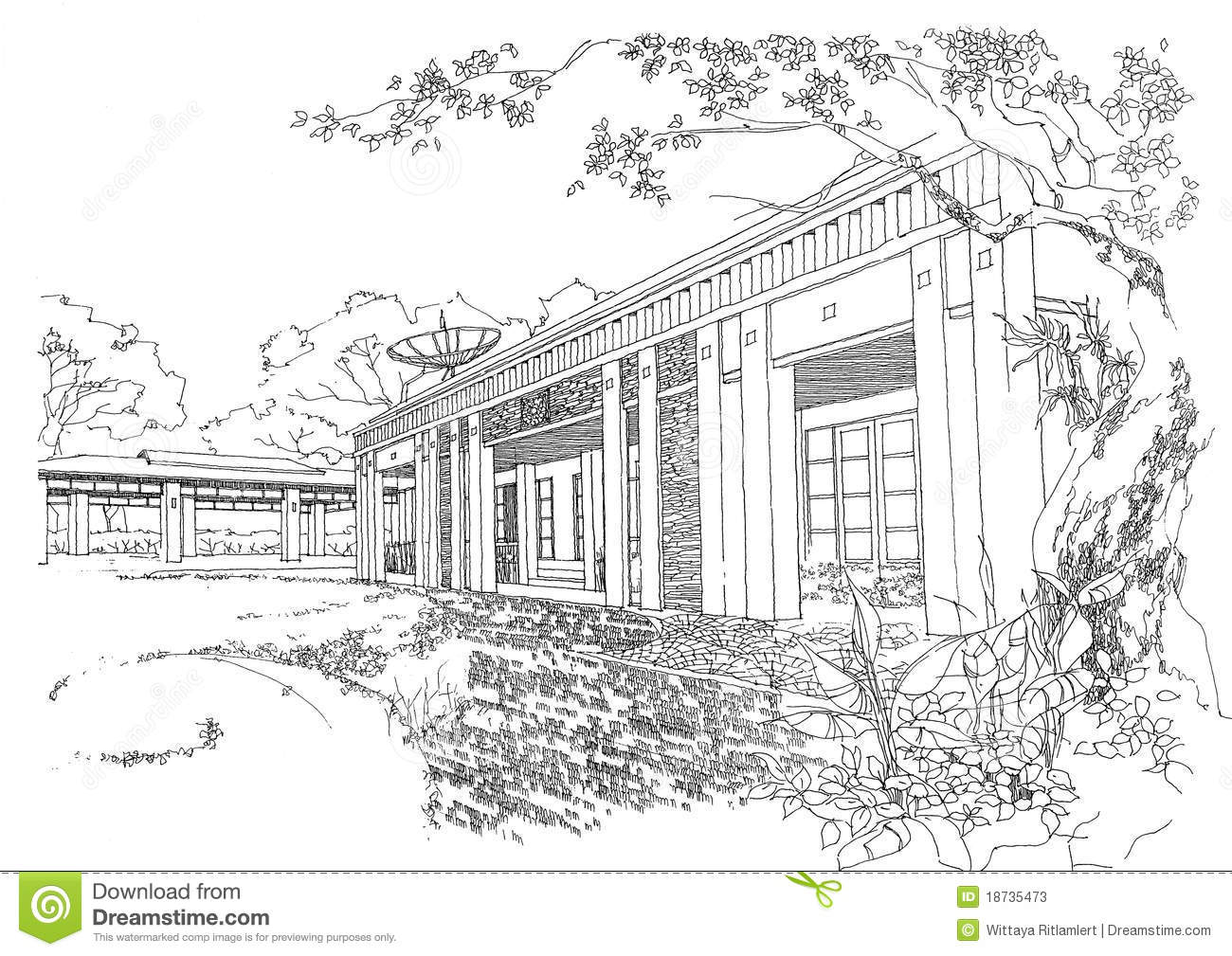 35x40 House Plans also 447193437971714848 additionally Royalty Free Stock Photography Interior Architecture Construction Landscape Sketch Image18735827 besides New Modern And Countrycottage House Plans besides Frank Lloyd Wrights Usonian Homes. on home carport plans