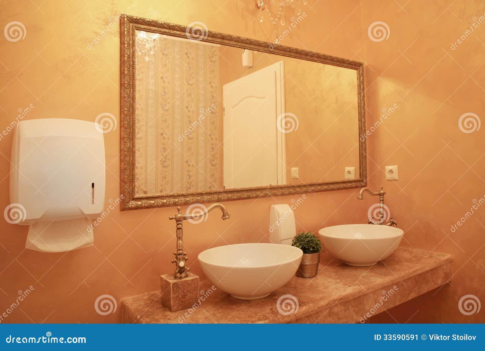 Baños Estilo Barroco:Baroque Style Interior Design