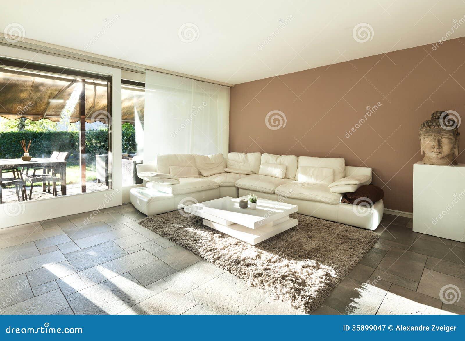 Interior beautiful apartment royalty free stock for Beautiful flats interior
