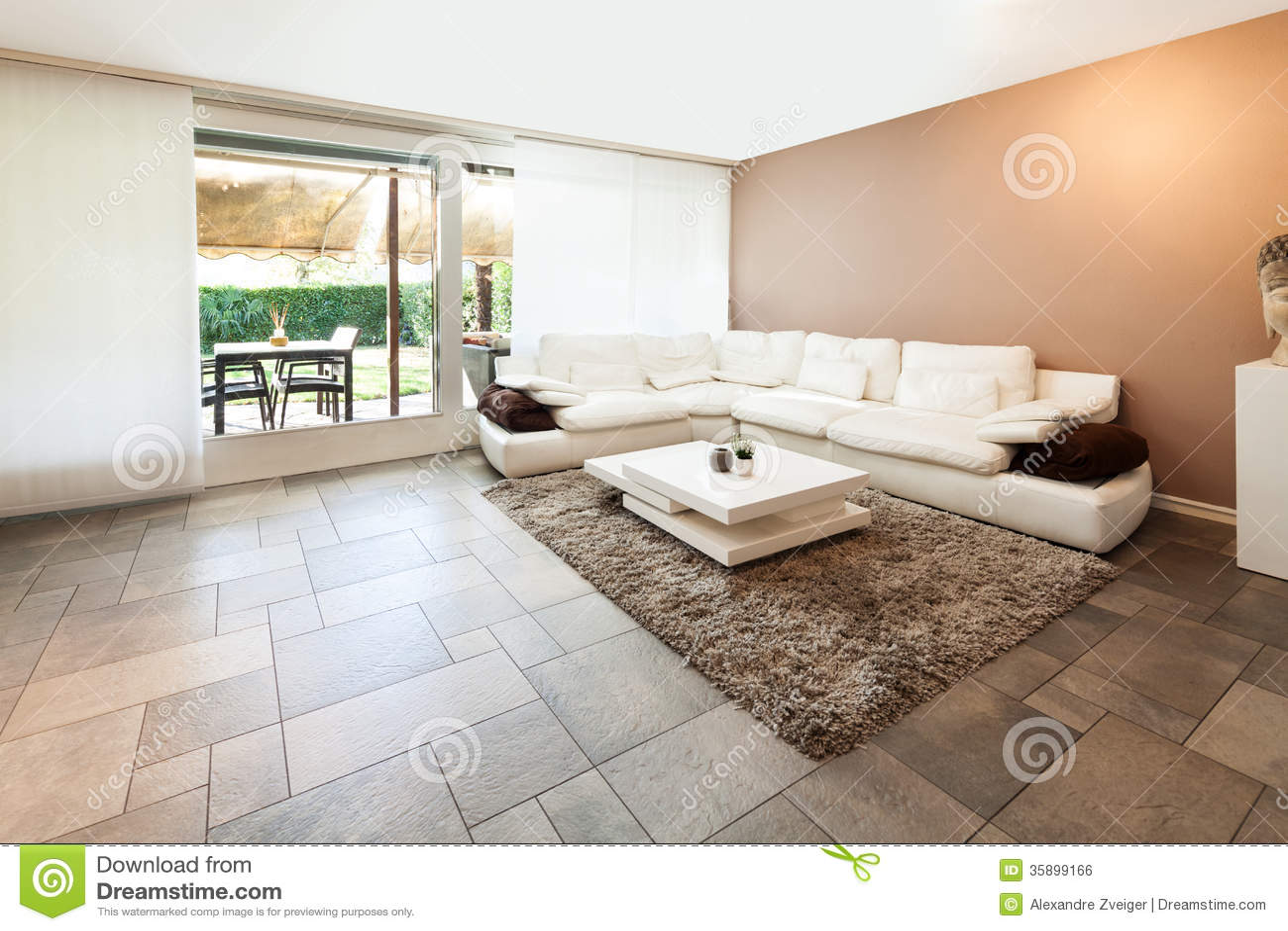Interior beautiful apartment royalty free stock image for Beautiful flats interior