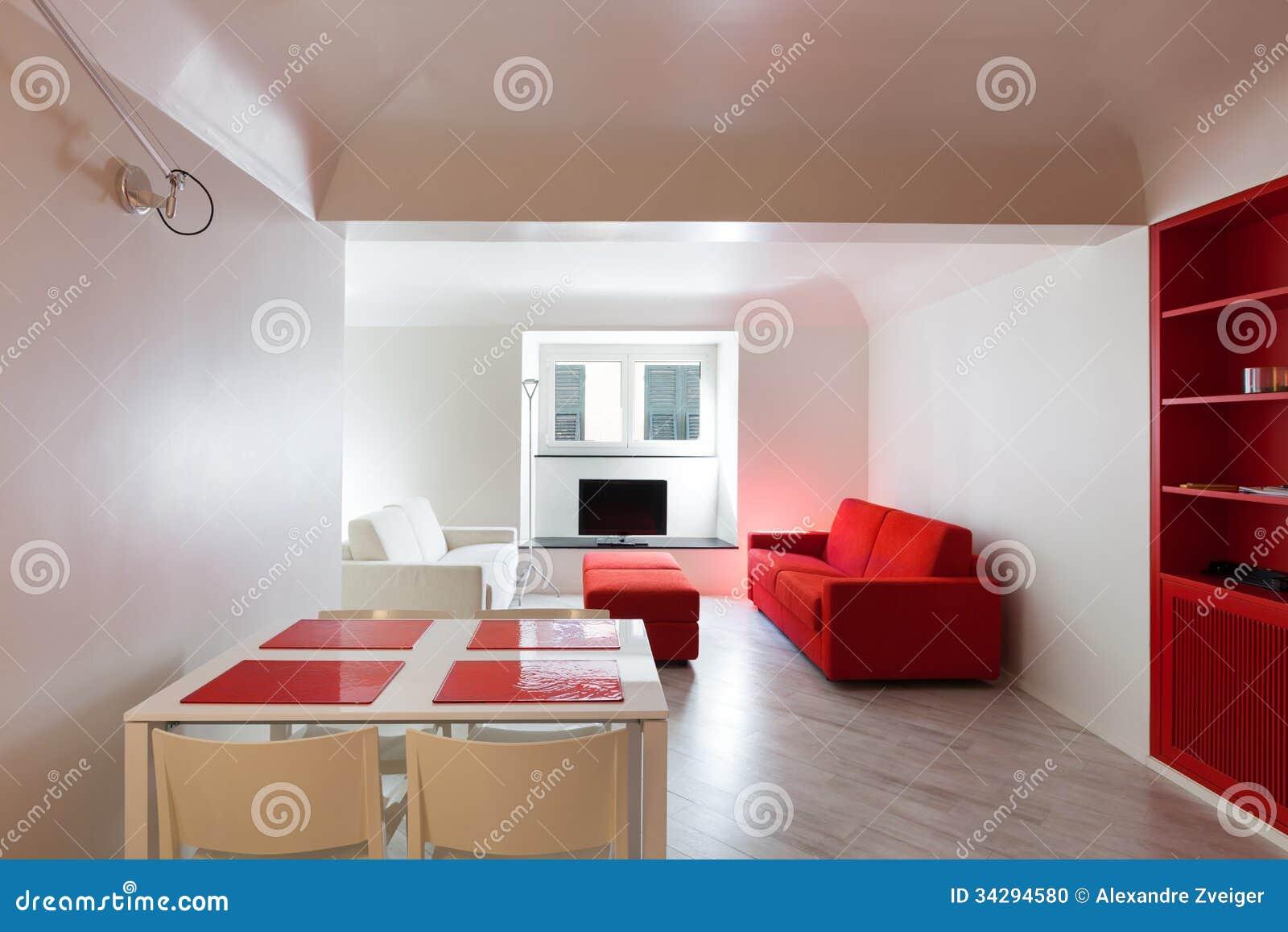 Interior beautiful apartment stock photo image 34294580 for Beautiful flats interior