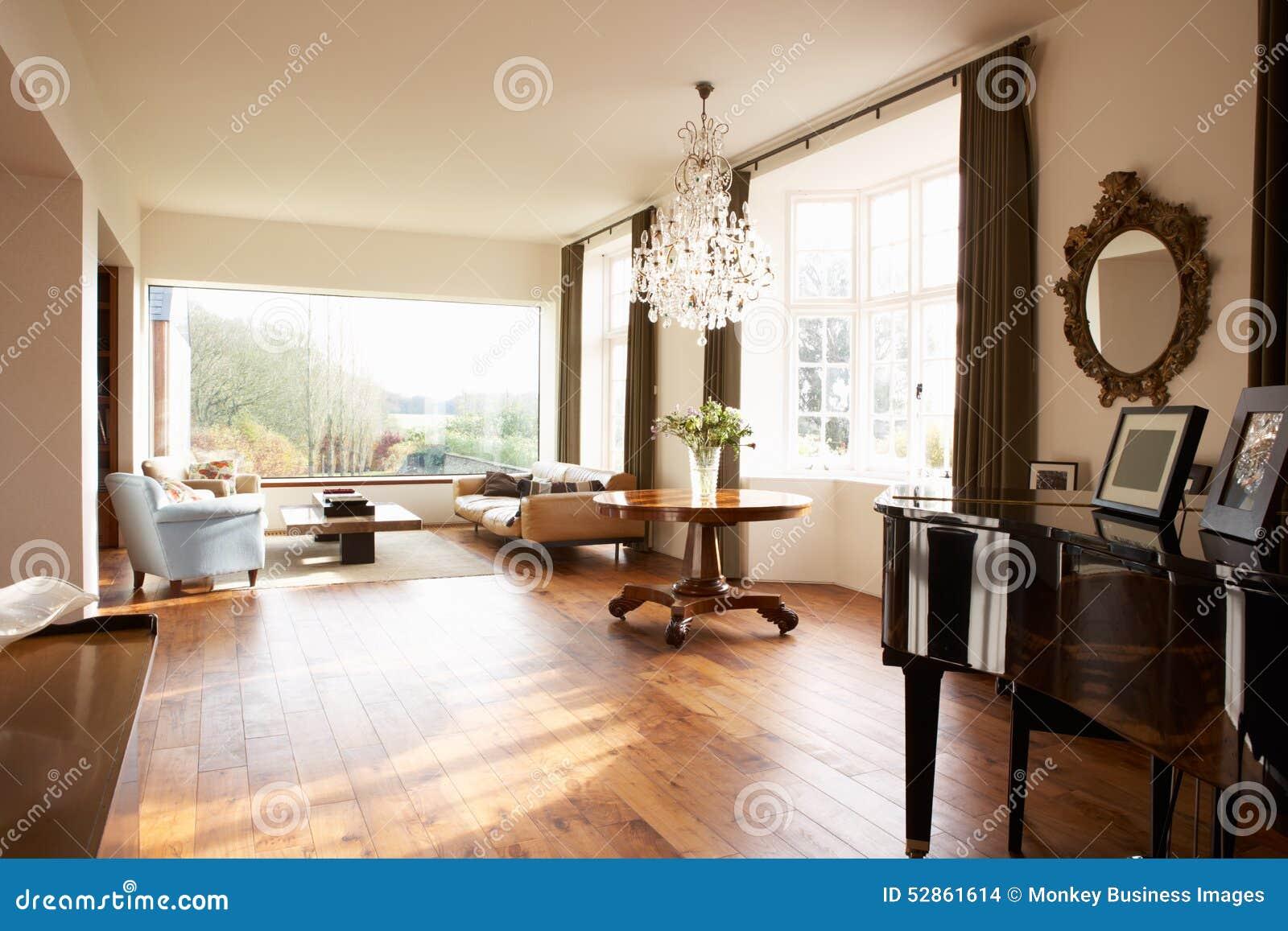 Beautiful Interior Design In Dining Room Of Ship Royalty Free Stock Photography Cartoondealer
