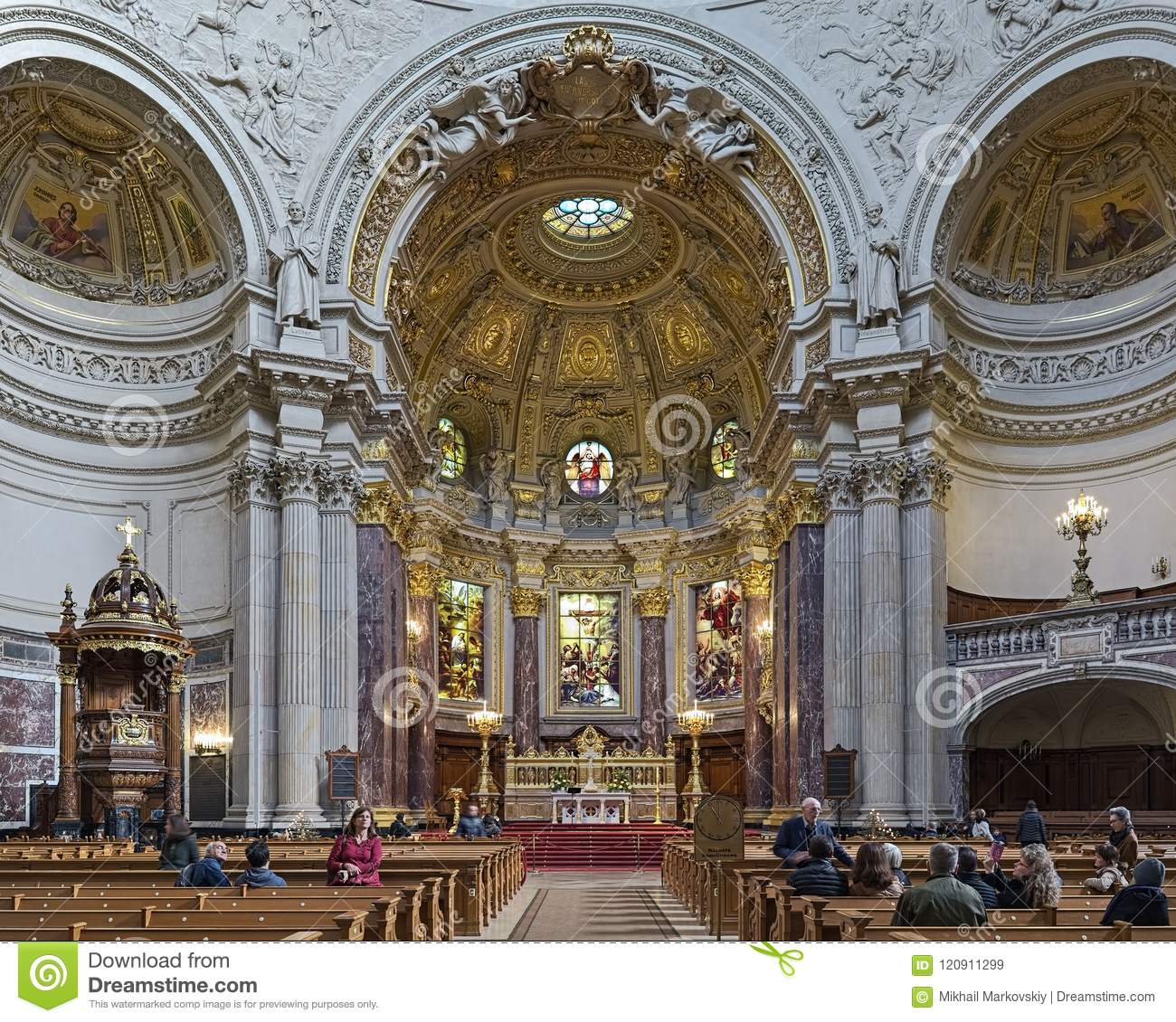 last cathedral berlin