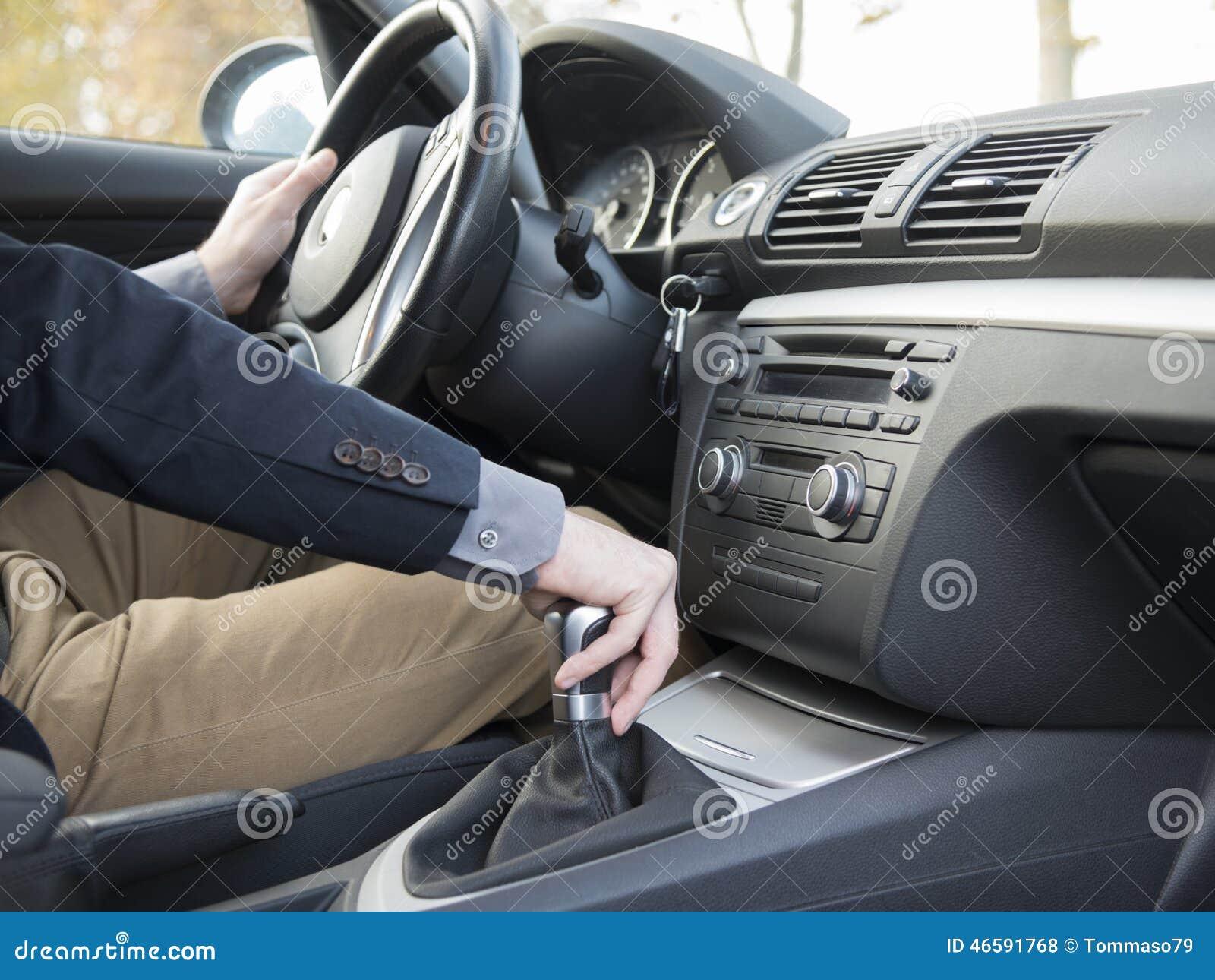man driving modern sport car royalty free stock image 5369806. Black Bedroom Furniture Sets. Home Design Ideas
