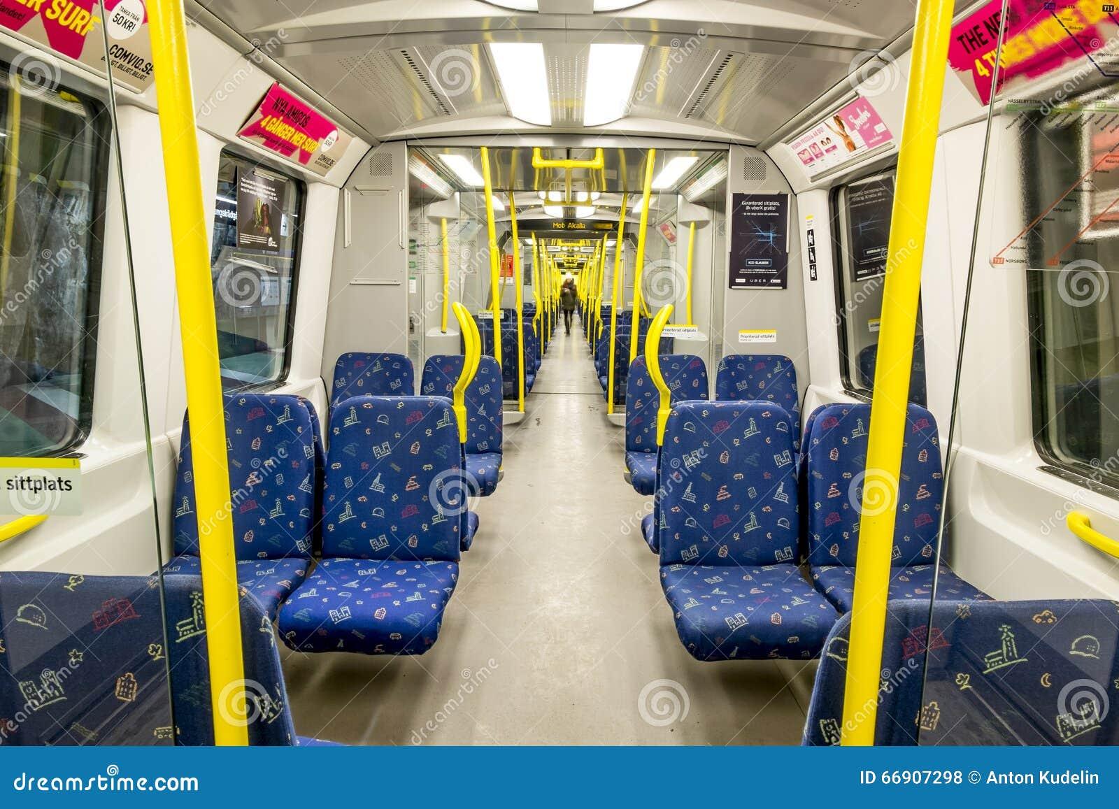 interior of metro station sagrera in barcelona spain editorial image 64835882. Black Bedroom Furniture Sets. Home Design Ideas