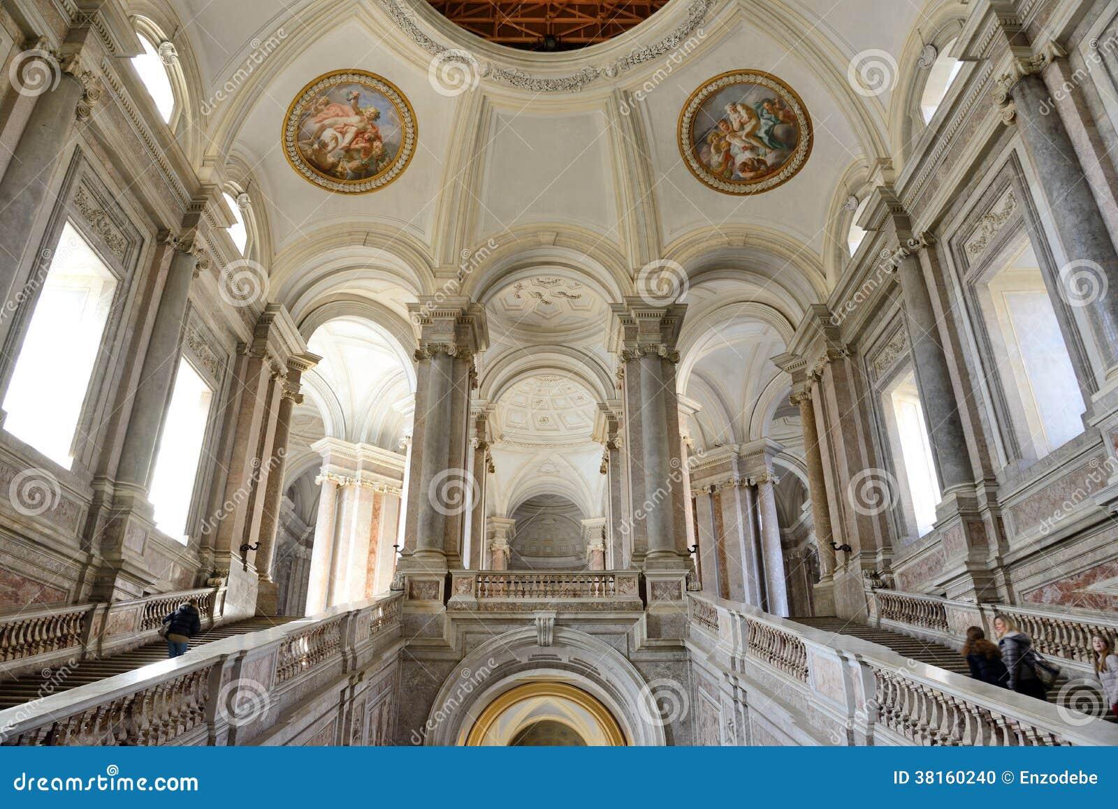 Interior of caserta palace editorial image image 38160240 - Interior designer caserta ...