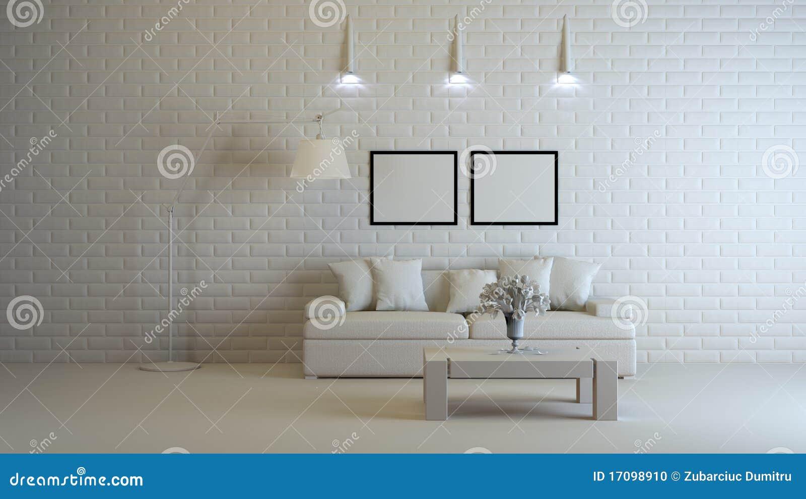Interior cinzento