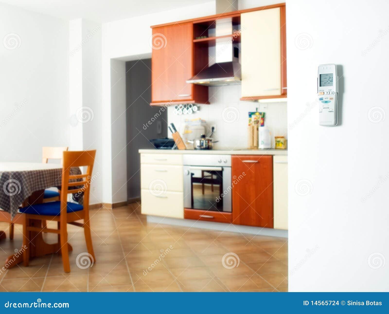 Interior com ar condicionado