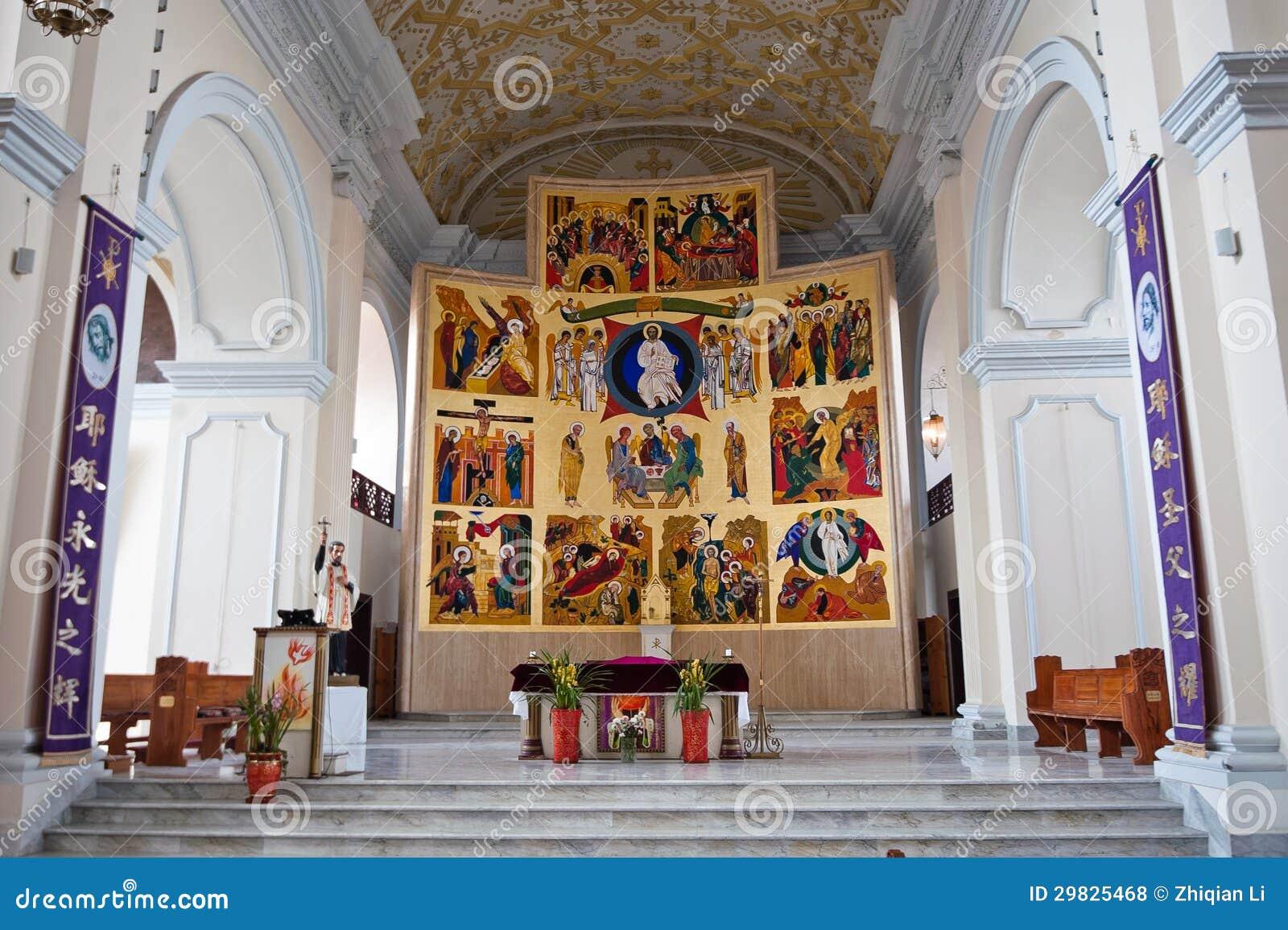 Igreja de Francisco Xavier