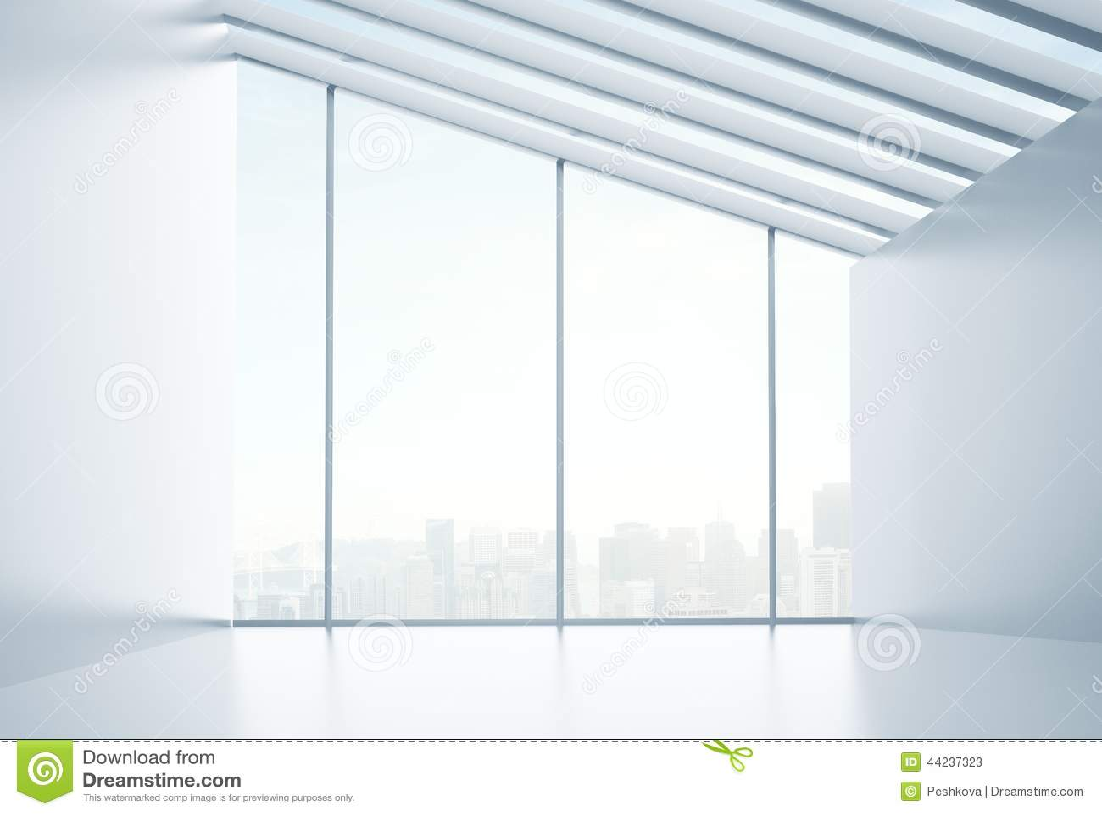 Interior da luz solar