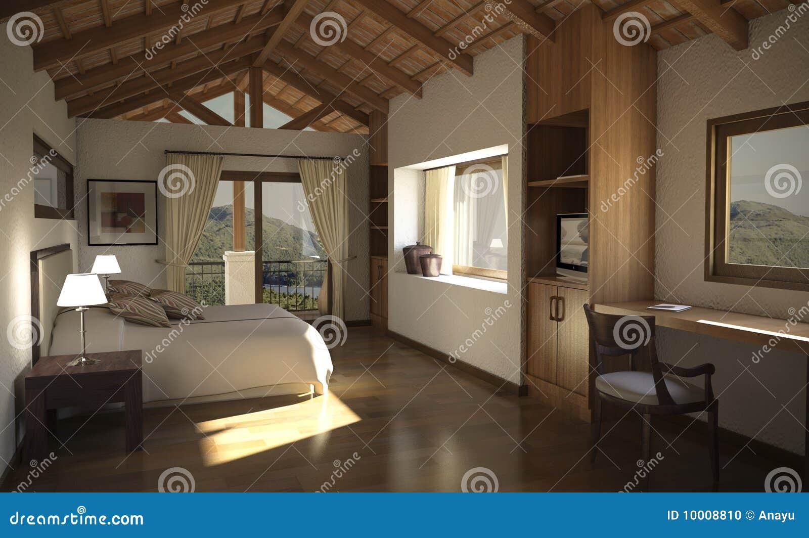 Interior de digitas de uma casa de campo foto de stock - Fotos de casas de campo ...
