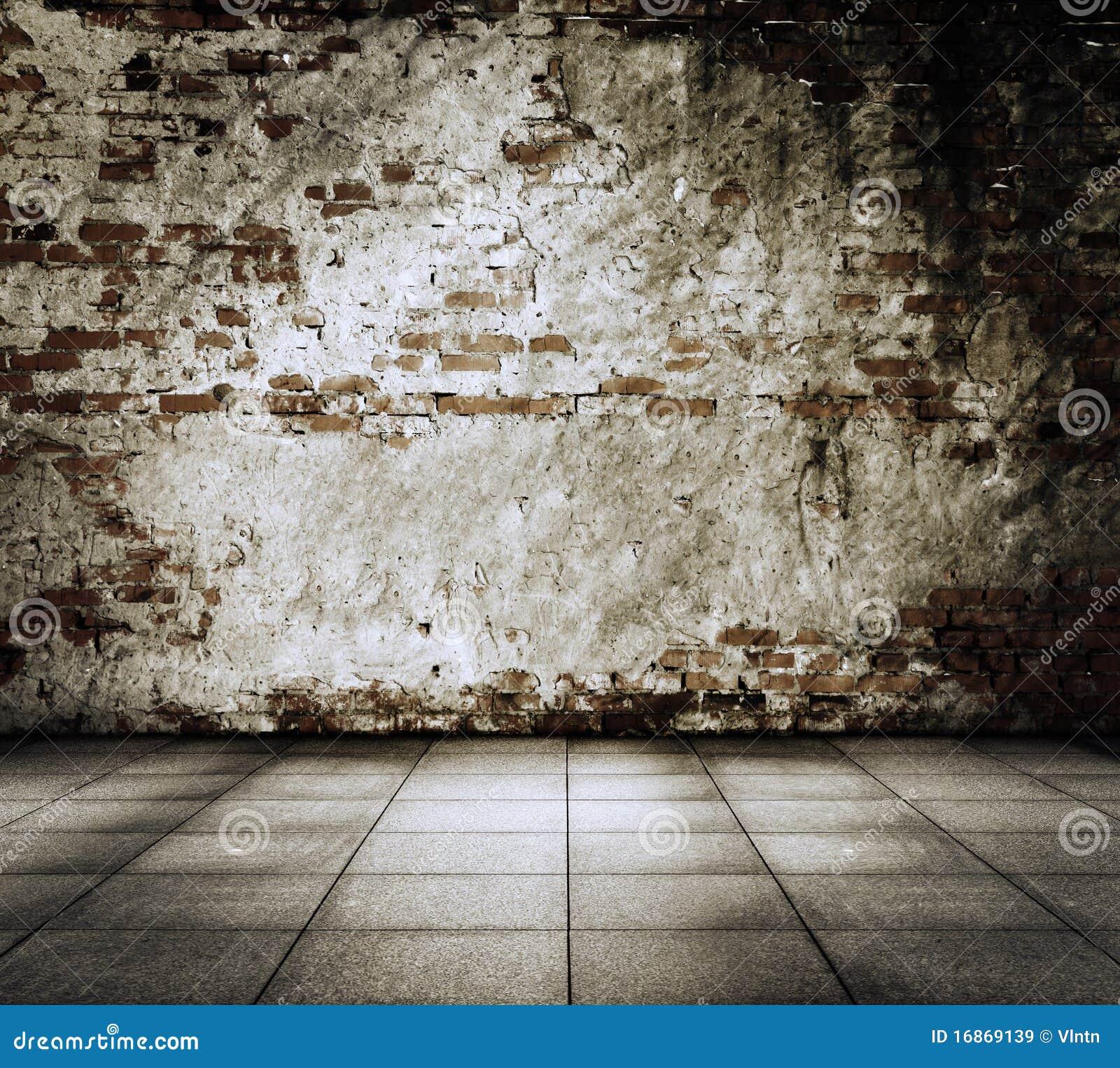 Interior de Grunge