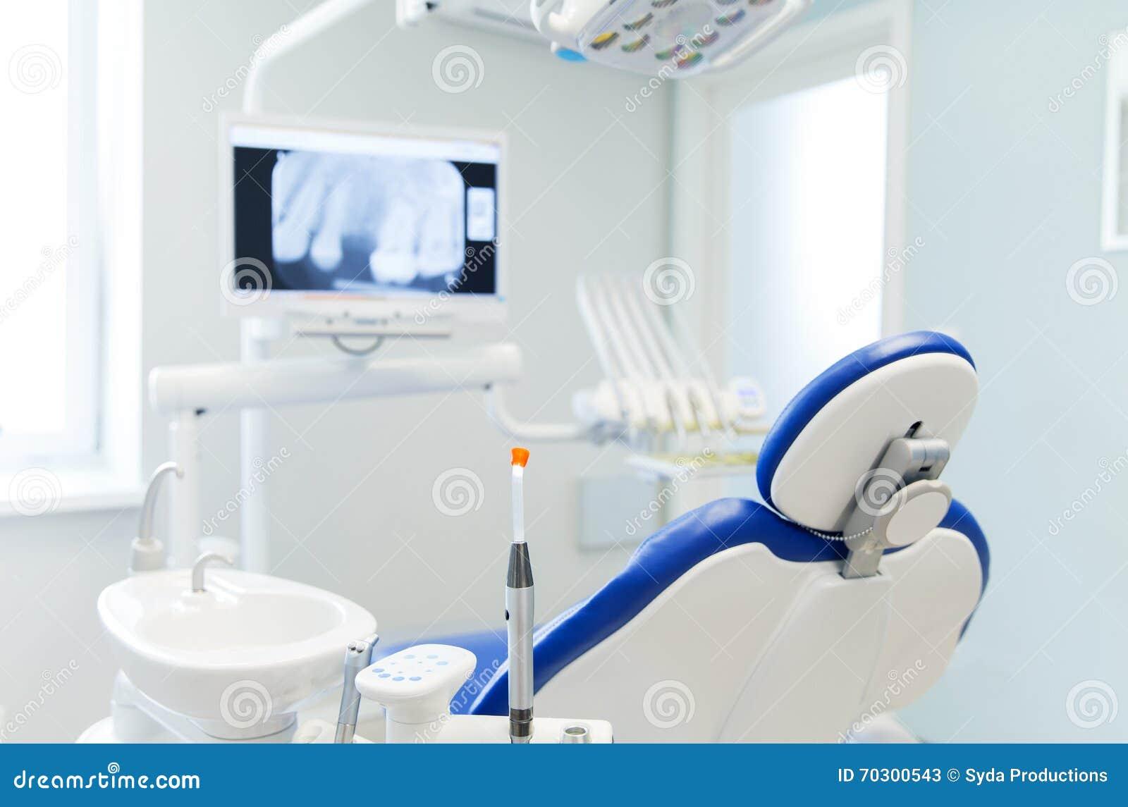Interior de la nueva oficina dental moderna de la cl nica foto de archivo imagen 70300543 - Clinica dental moderna ...