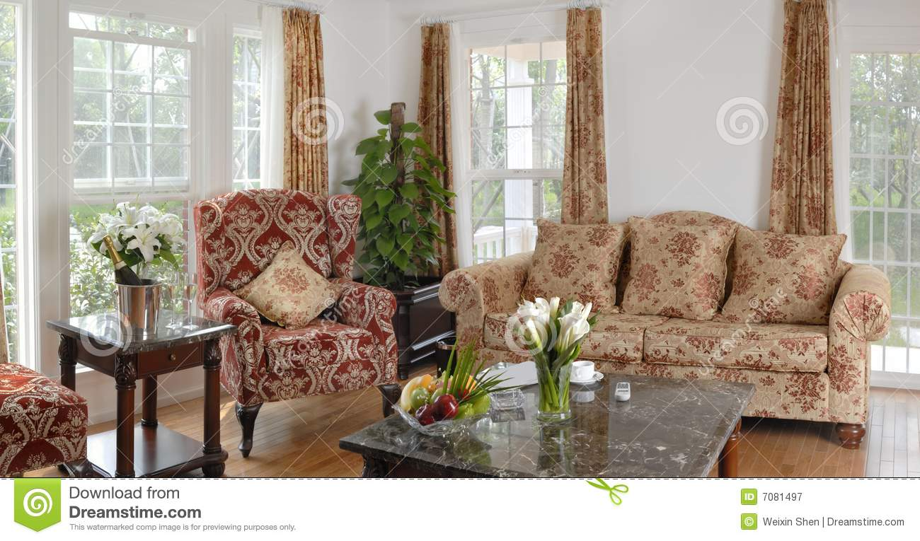 Interior decorating stock image. Image of wide, chair - 7081497