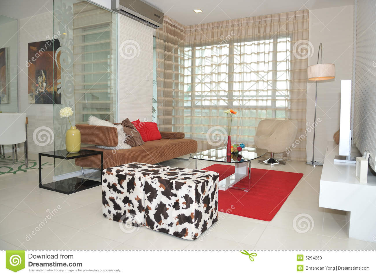 Interior decoration series 8 stock photo image 5294260 for Teng yong interior design decoration