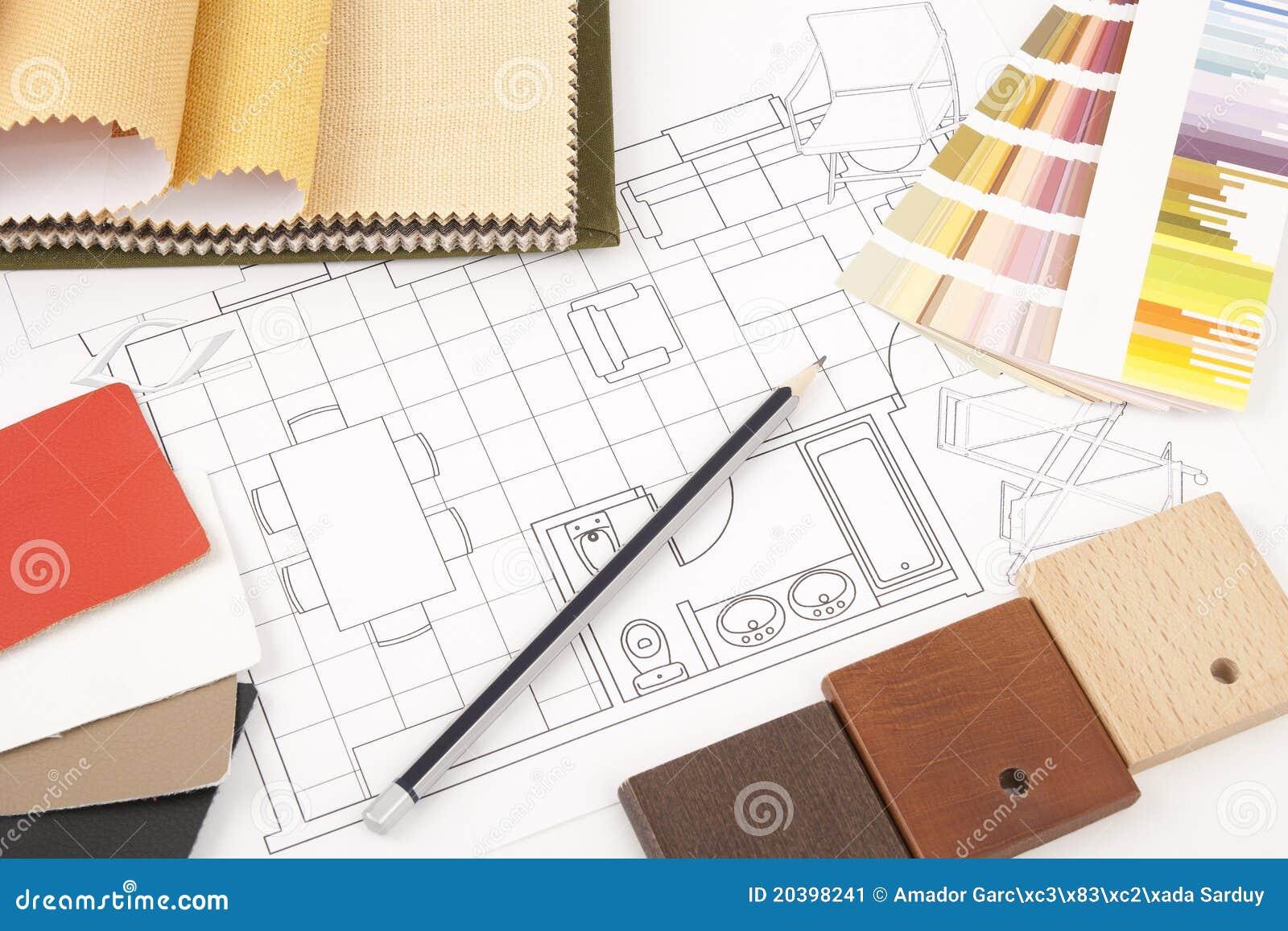 Interior del diseño