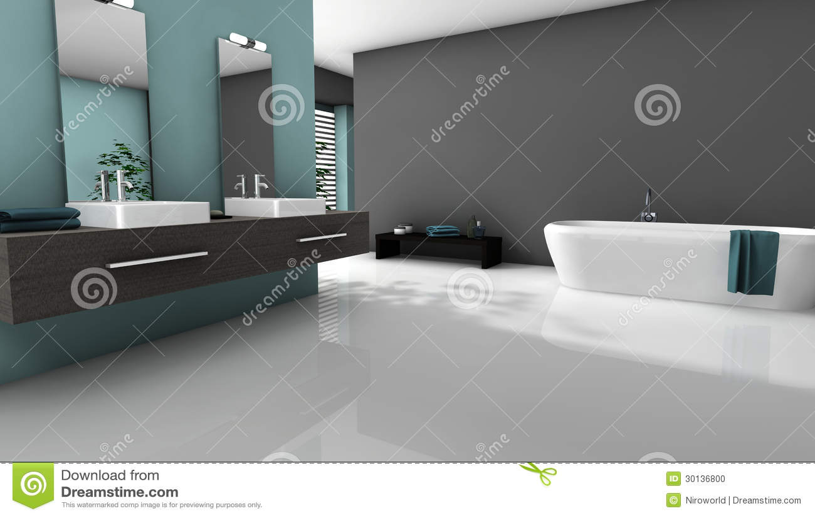 Dise o del hogar del cuarto de ba o stock de ilustraci n for Diseno pisos